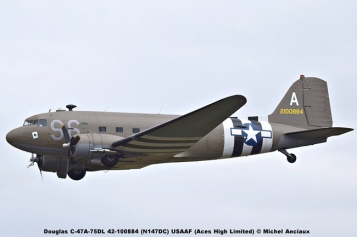 DSC_2978 Douglas C-47A-75DL 42-100884 (N147DC) USAAF (Aces High Limited) © Michel Anciaux