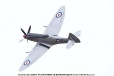 DSC_3050 Supermarine Spitfire Mk XVIII SM845 (G-BUOS) RAF (Spitfire Ltd) © Michel Anciaux
