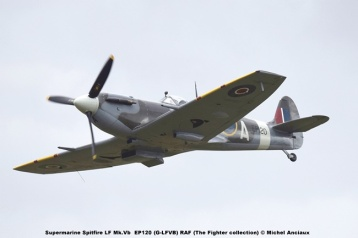 DSC_3078 Supermarine Spitfire LF Mk.Vb EP120 (G-LFVB) RAF (The Fighter collection) © Michel Anciaux