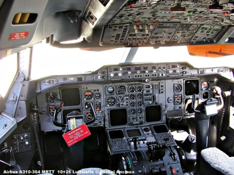 006 Airbus A310-304 MRTT 10+26 Luftwaffe © Michel Anciaux