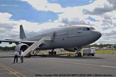 421 Airbus Voyager KC2 (A330-234 MRTT) ZZ337 RAF © Michel Anciaux