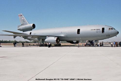 820 McDonnell Douglas KC-10 ''79-1946'' USAF © Michel Anciaux