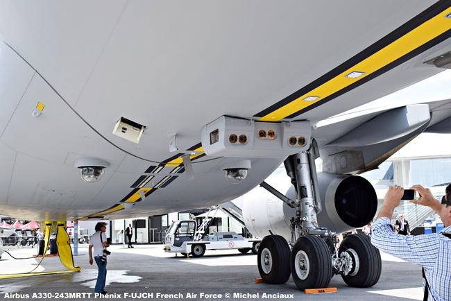DSC_0191 Airbus A330-243MRTT Phénix F-UJCH French Air Force © Michel Anciaux
