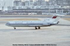 img619 Hawker Siddeley HS121 Trident 2E B-264 CAAC © Michel Anciaux