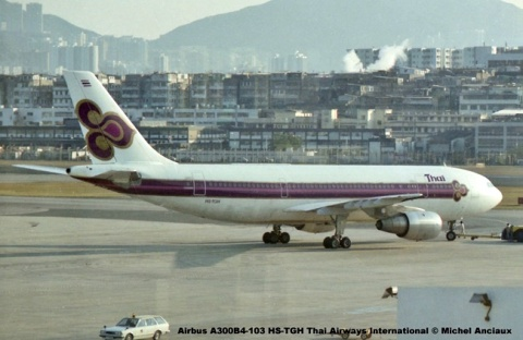 img637 Airbus A300B4-103 HS-TGH Thai Airways International © Michel Anciaux