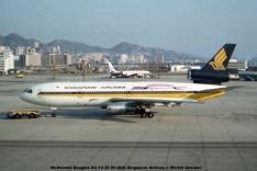 img640 McDonnell Douglas DC-10-30 9V-SDG Singapore Airlines © Michel Anciaux