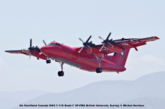 DSC_0067 De Havilland Canada DHC-7-110 Dash-7 VP-FBQ British Antarctic Survey © Michel Anciaux