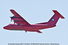 DSC_0074 De Havilland Canada DHC-7-110 Dash-7 VP-FBQ British Antarctic Survey © Michel Anciaux