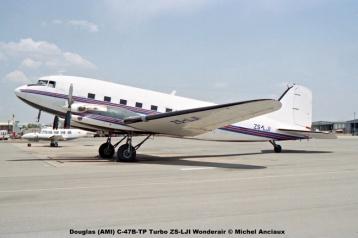 img1187 Douglas (AMI) C-47B-TP Turbo ZS-LJI Wonderair © Michel Anciaux