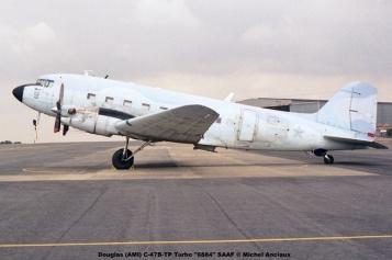 img1838 Douglas (AMI) C-47B-TP Turbo ''6884'' SAAF © Michel Anciaux