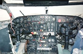 806 Bristol 170 Mk 31 Freighter G-BISU Atlantic Air Transport - Instone Air Line © Michel Anciaux