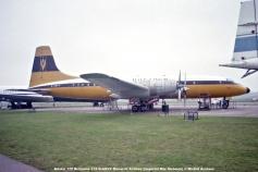 DSC_0500 Bristol 175 Britannia 312 G-AOVT Monarch Airlines (Imperial War Museum) © Michel Anciaux