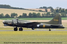 DSC_2128 Boeing B-17G Flying Fortress ''41-24485'' (44-85784 G-BEDF) USAAF (B-17 Preservation Ltd) © Michel Anciaux