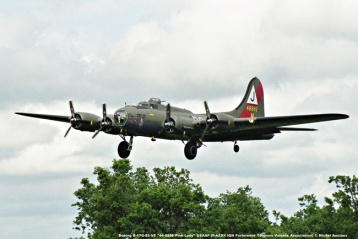 img129 Boeing B-17G-85-VE ''44-8846 Pink Lady'' USAAF (F-AZDX IGN Forteresse Toujours Volante Association) © Michel Anciaux