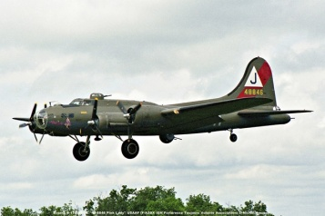 img130 Boeing B-17G-85-VE ''44-8846 Pink Lady'' USAAF (F-AZDX IGN Forteresse Toujours Volante Association) © Michel Anciaux