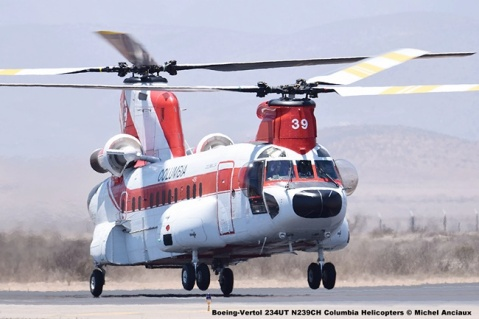 DSC_0015 Boeing-Vertol 234UT N239CH Columbia Helicopters © Michel Anciaux