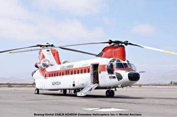 DSC_0043 Boeing-Vertol 234LR N245CH Columbia Helicopters Inc © Michel Anciaux
