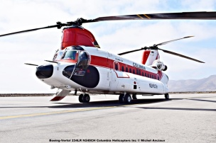 DSC_0058 Boeing-Vertol 234LR N245CH Columbia Helicopters Inc © Michel Anciaux