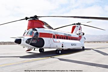 DSC_0060 Boeing-Vertol 234LR N245CH Columbia Helicopters Inc © Michel Anciaux