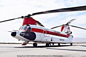 DSC_0062 Boeing-Vertol 234LR N245CH Columbia Helicopters Inc © Michel Anciaux