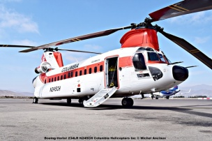 DSC_0065 Boeing-Vertol 234LR N245CH Columbia Helicopters Inc © Michel Anciaux