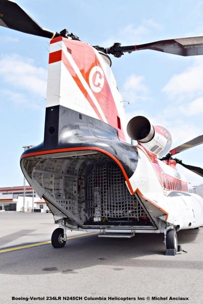 DSC_0068 Boeing-Vertol 234LR N245CH Columbia Helicopters Inc © Michel Anciaux