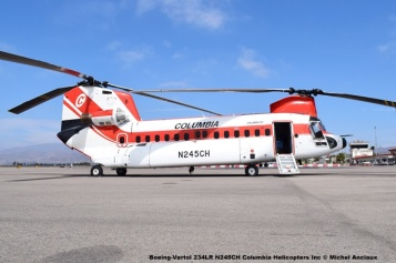 DSC_0073 Boeing-Vertol 234LR N245CH Columbia Helicopters Inc © Michel Anciaux