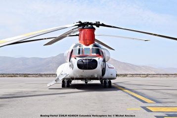 DSC_0075 Boeing-Vertol 234LR N245CH Columbia Helicopters Inc © Michel Anciaux