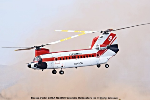 DSC_0107 Boeing-Vertol 234LR N245CH Columbia Helicopters Inc © Michel Anciaux