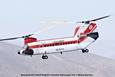 DSC_0113 Boeing-Vertol 234LR N245CH Columbia Helicopters Inc © Michel Anciaux