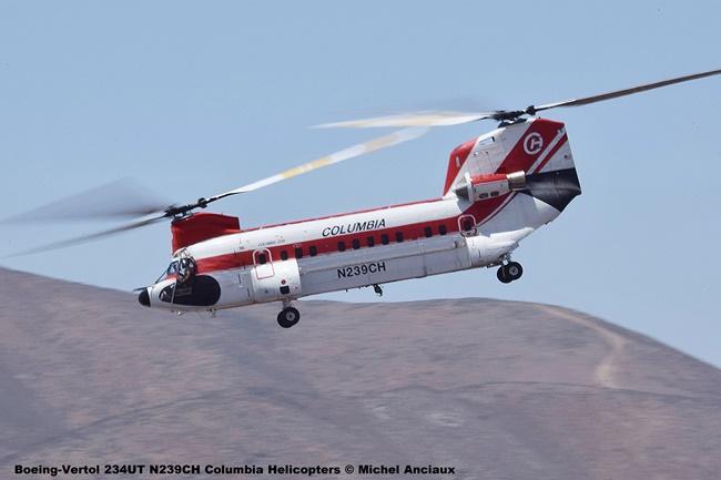 DSC_0119 Boeing-Vertol 234UT N239CH Columbia Helicopters © Michel Anciaux