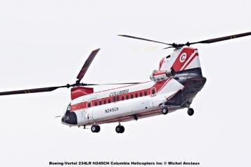 DSC_0123 Boeing-Vertol 234LR N245CH Columbia Helicopters Inc © Michel Anciaux