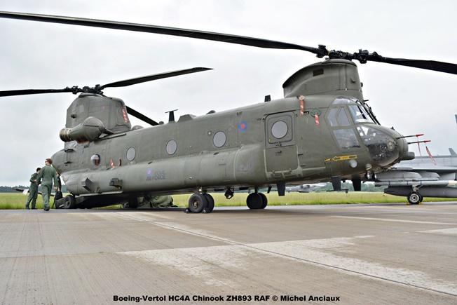 DSC_0857 Boeing-Vertolo HC4A Chinook ZH893 RAF © Michel Anciaux