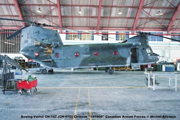 img282 Boeing-Vertol CH-147 (CH-47C) Chinook ''147009'' Canadian Armed Forces © Michel Anciaux