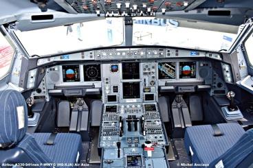 DSC_0034 Airbus A330-941neo F-WWYG (HS-XJA) Air Asia © Michel Anciaux
