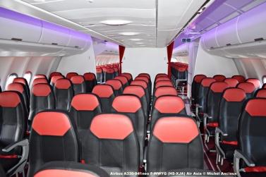 DSC_0046 Airbus A330-941neo F-WWYG (HS-XJA) Air Asia © Michel Anciaux