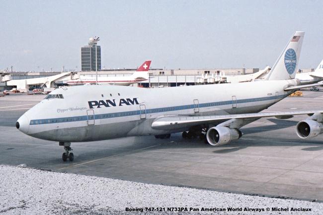 img094 Boeing 747-121 N733PA Pan American World Airways © Michel Anciaux