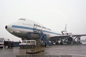 img099 Boeing 747-221F SCD N905PA Pan American World Airways © Michel Anciaux