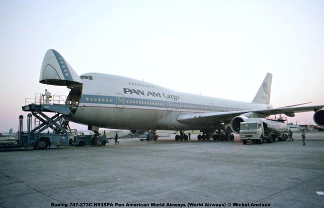 img102 Boeing 747-273C N535PA Pan American World Airways (World Airways) © Michel Anciaux