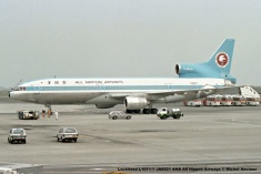 015 Lockheed L1011-1 JA8521 ANA All Nippon Airways © Michel Anciaux