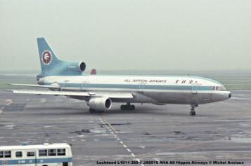 020 Lockheed L1011-385-1 JA8519 ANA All Nippon Airways © Michel Anciaux