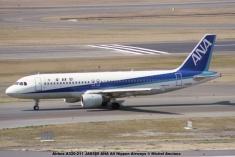 031 Airbus A320-211 JA8385 ANA All Nippon Airways © Michel Anciaux