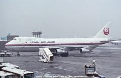036 Boeing 747SR-146B JA8143 Japan Air Lines © Michel Anciaux
