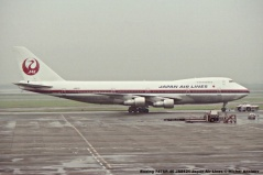 037 Boeing 747SR-46 JA8121 Japan Air Lines © Michel Anciaux