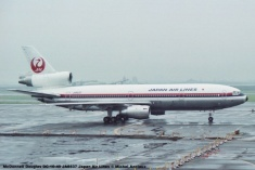 040 McDonnell Douglas DC-10-40 JA8537 Japan Air Lines © Michel Anciaux