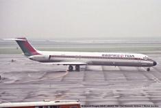 049 McDonnell Douglas MD-81 JA8459 TDA - Toa Domestic Airlines © Michel Anciaux