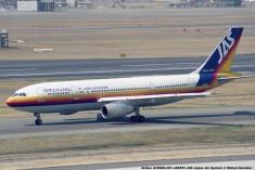 052 Airbus A300B4-203 JA8293 JAS Japan Air System © Michel Anciaux