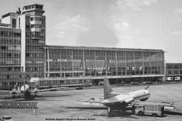 2 Brussels Airport © Archives Brussels Airport