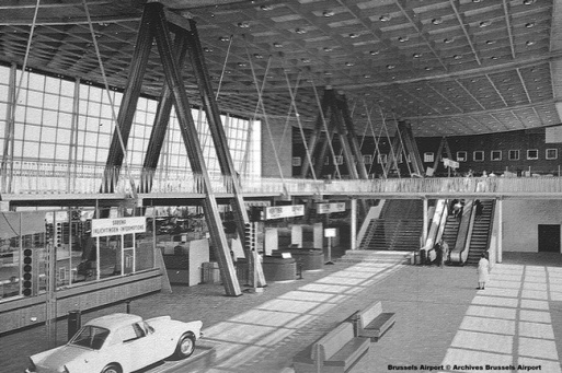 DSC_2967 Brussels Airport © Archives Brussels Airport