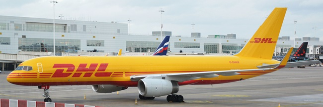 DSC_2989 Boeing 757-223(PCF)(WL) G-DHKM DHL Air © Hubert Creutzer